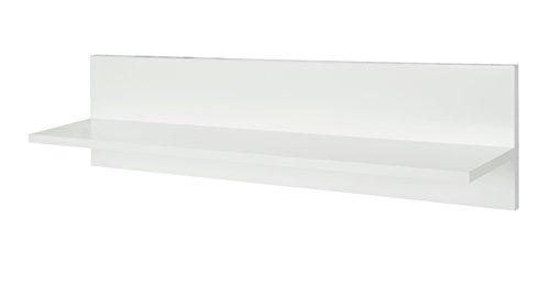 'ROBA 10051 Wea – universel Étagère murale Décor Alba Blanc\