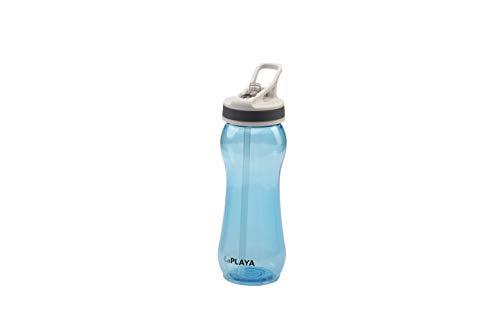 La Playa Trinkflasche blau