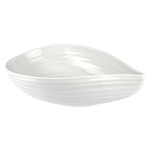 Portmeirion Sophie Conran Shell Shaped Seafood Bowl