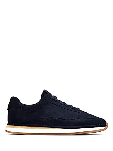 Clarks 26160763 - Zapatillas deportivas para hombre, color azul turquesa 46 EU