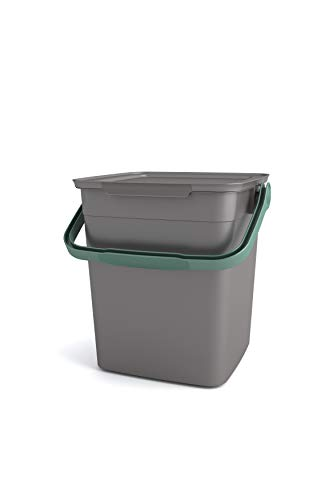 Kis Smart Container Bio Kompost 25,5 x 23 x 25h, Grau
