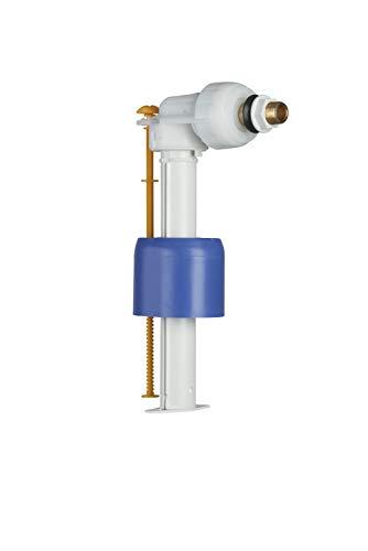 Universal-Füllventil | Für Kunststoff- und Keramik-Spülkästen | Mit langem Gewinde | WC, Toilette