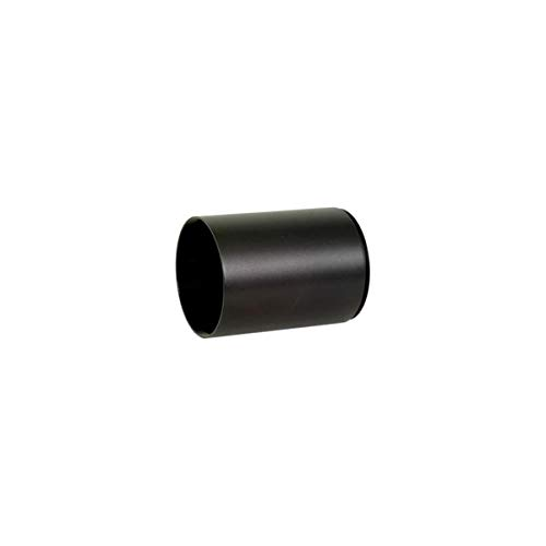 """Mueller Optics 3"""" Long 50mm SunShade for any Rifle Scope with a 50mm Objective, Matte Black"""