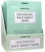 Rich Hydrating Face Sheet Mask by Trader Joe's Set of 3
