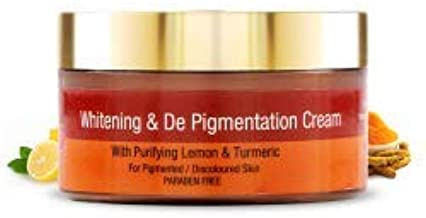 Inveda Whitening & Depigmentation Cream with Purifying Lemon & Turmeric,50ml