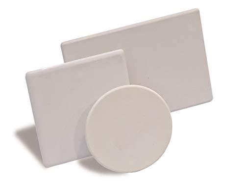 Famatel T-3203 Tapa caja empotrar con garras metálicas