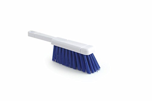 Polyester souple Poils Brosse à Main, Bleu
