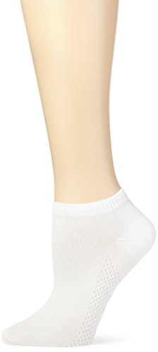Nur Die Damen Air Comfort Socke Strick Füßlinge, Weiß (Weiß 920), 39/42