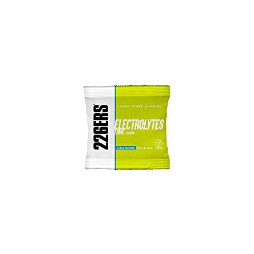 226ERS Vegan Sport Gummies | Gominolas Energéticas Veganas con Electrolitos, Sodio, Magnesio y Potasio, Lima - 1 unidad