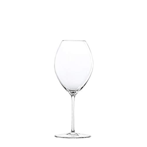 Spiegelau Novo rode wijn, rode wijnglas, rode wijnglas, wijnglas, kristalglas, 600 ml, 1300001