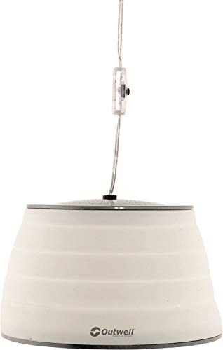 Outwell Zeltlampe Sargas Lux cremeweiß
