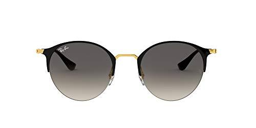 Ray-Ban MOD. 3578 Ray-Ban Sonnenbrille Mod. 3578 Rund Sonnenbrille 50, Schwarz