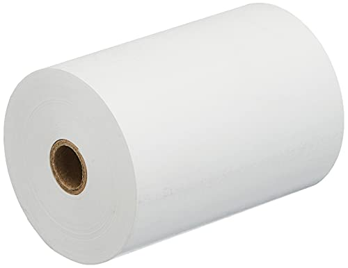 Fabrisa 4806011 - Rollo papel térmico, 80 mm x 60 mm, paquete de 8 unidades