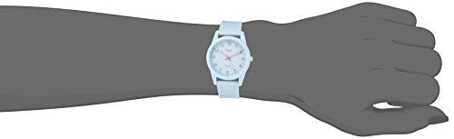 [シチズンQ&Q]腕時計アナログ防水ウレタンベルトVS40-011レディースブルー