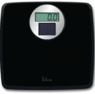 Tanita HS303F FitScan Digital Solar Scale Black