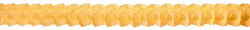 DIGE n27gp7823/06 - Guirlande tube mandarine de 3,60 mètres