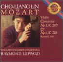 Violin Concertos 1 & 4 by Cho-Liang Lin