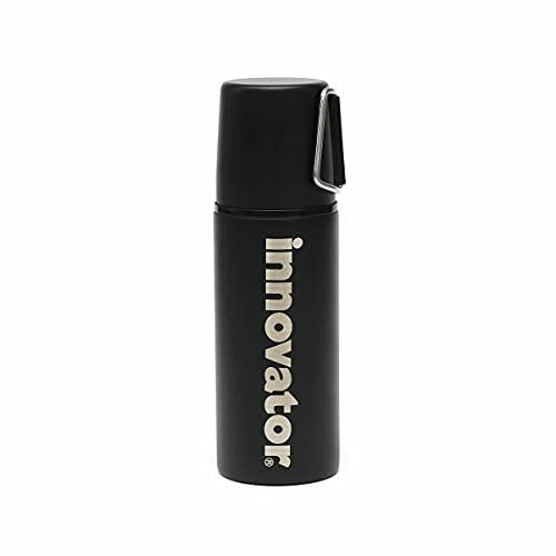 東亜金属 ステンレスボトル 魔法瓶 ボトル イノベーター シリーズ 400ml マットブラック