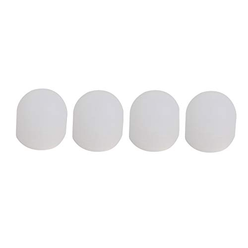 XUSUYUNCHUANG-HAT FIMI X8 SE Motorschutz Decken Silikonkappe staubdichte for Xiaomi FIMI X8 SE Zubehör Bump-Proof Drone Zubehör (Color : White)
