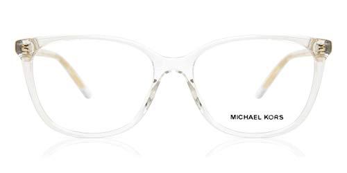 Michael Kors SANTA CLARA MK4067U Eyeglass Frames 3015-53 - Transparent MK4067U-3015-53