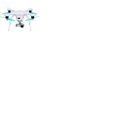 EHang Ghostdrone 2.0 VR Aerial Android White/Blue Drone 4K Camera