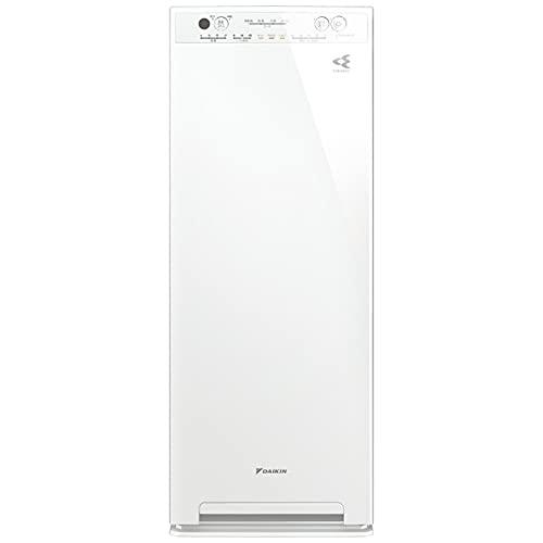ダイキン DAIKIN 加湿ストリーマ空気清浄機 ホワイト MCK55X(W)