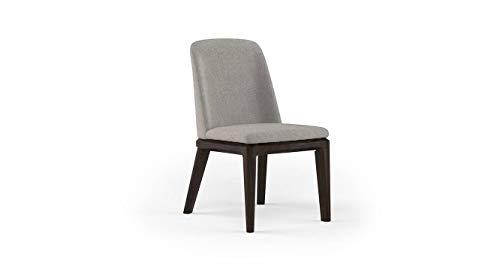 Urban Ladder Taarkashi Dining Chair - Set of 2 (Finish : American Walnut