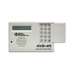United Security Products AVD-45C 1 Channel Automatic Voice Dialer