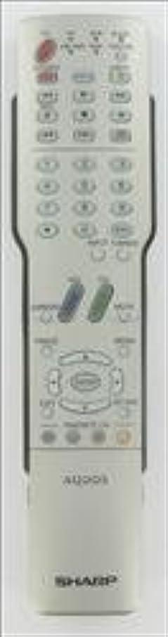 Sharp RRMCGA416WJSA REMOTE CONTROL UNIT