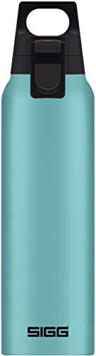 Sigg Unisex– Erwachsene H&C ONE Denim Wasserflaschen, Blau, 0.5