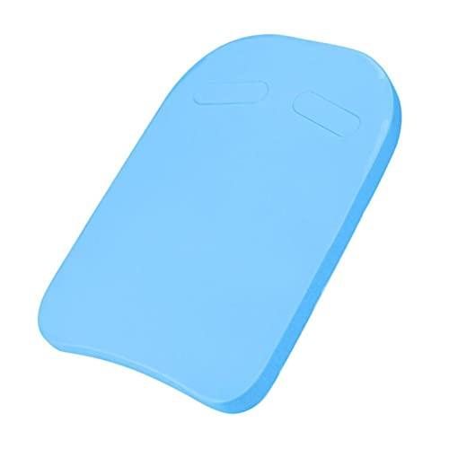 Tabla de natación unisex prémium, ayuda para nadar, ideal para niños y adultos, color azul