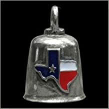 LONE STAR TEXAS Gremlin Bell biker harley motorcycle good luck charm