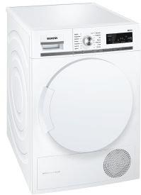 Siemens WT44W5V5 iQ700 Wärmepumpen-Kondensationstrockner, weiß