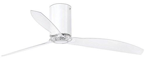 Lorefar 32038 Ventilatore per Soffitto, Trasparente