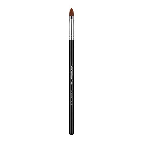 Lip Brush, EIGSHOW Lipstick Makeup Brush Pro Precision Thin Angle Synthetic Vegan Bristles Cruelty-free Brush for Lipstick Lip Balm Lip Color, L304