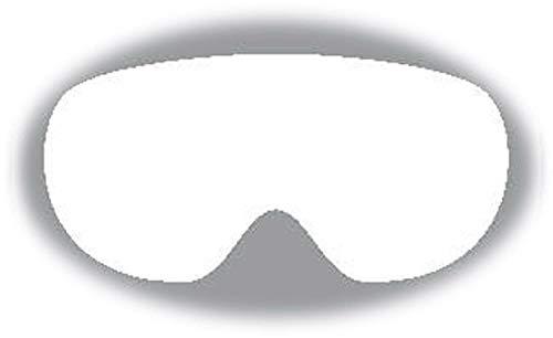 ERSATZSCHEIBE Skibrille ALPINA Bonfire Quattroflex
