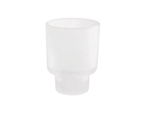 Vallona Ersatzbecher Becher Glas Satiniert