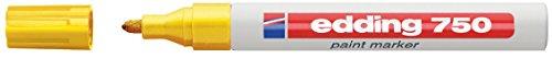 edding Lackmarker 750/4-750005 gelb