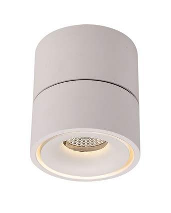 Lamplux Spot encastrable en aluminium