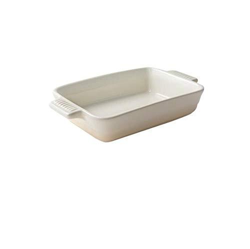 Diner Borden Servies Gerechten Keramisch Servies Bakken Bowl Kaas Risotto Bowl Huishoudelijke Risotto Schotel Oven Bakplaat Pasta Plaat