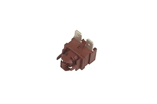 Interruptor Pulsador Lavavajillas Indesit-Ariston Hotpoint ON/OFF. C00140607. Recambios-Repuestos. Consulta tu duda.