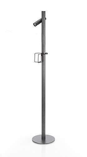 PAUL BASIC Grill Licht, Grilllampe BBQ magnetisch, Grill Zubehör BBQ, 360 Grad Batteriebetrieben [Energieklasse A+]