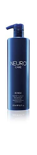 Paul Mitchell Neuro Rinse HeatCTRL Conditioner - Hitzeschutz-Conditioner für geschädigte Haare, pflegende und regenerierende Haar-Milch, 272 ml
