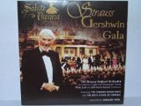 Salute to Vienna Strauss Gershwin Gala by Unknown (1999-01-01)