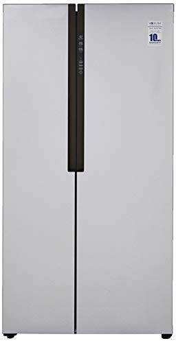 Best side by side double door fridge