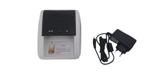 Contatore automatico e rilevatore di banconote false HENRY V20, contatore di banconote classificato, contatore e totalizzatore di banconote, rilevatore banconote...