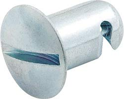 """Dzus Fasteners Slotted Oval Head 7/16"""" .500 Reach Steel 10 Pack WMS Racing Products"""