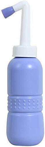 Travel Bidet Bottle- Portable Bidet Sprayer Mini Handheld Bidet for Personal Hygiene Care Bottom Wiper 450ml Capacity Water Resorvoir