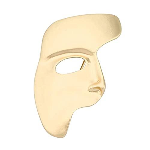 Phantom of The Opera Inspired Jewelry - Pasador de solapa para bailar con diseño de teatro musical,