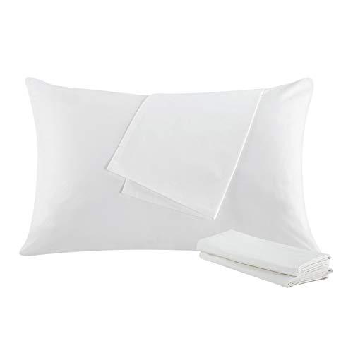 Bedsure Pillow Protectors Standard Size 4 Pack